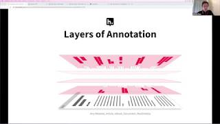 Webinar: Collaborative Web Annotation with Hypothesis in Canvas