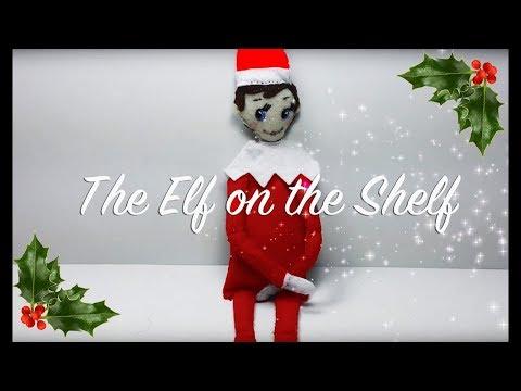 How to Make a Handmade Plush style Elf on the Shelf! DIY!