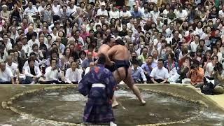 稀勢の里 鶴竜 龍ヶ崎巡業 稀勢の里 検索動画 8