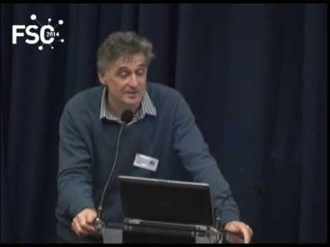FSC2014 - Conférence Joël Fagot - La cognition du primate non-humain