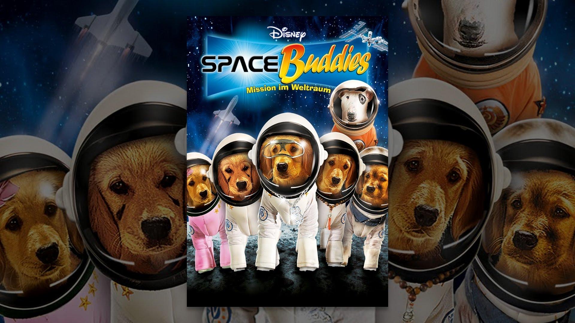 Space Buddies - Mission Im Weltraum