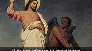 Pater Noster (Our Father)
