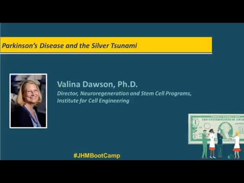 Parkinson's Disease and the Silver Tsunami | Valina Dawson, Ph.D.