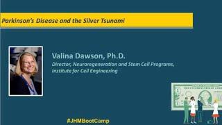 Parkinson's Disease and the Silver Tsunami | Valina Dawson, Ph.D. Mp3