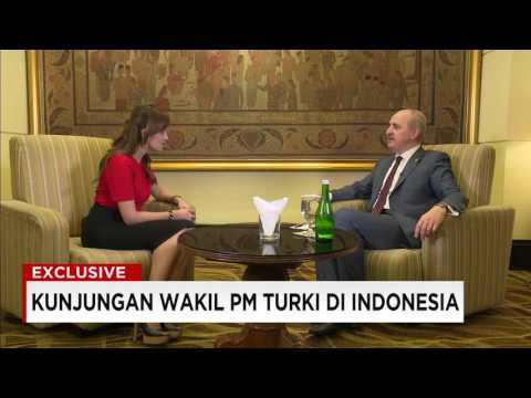 World Now Exclusive Interview With Turkish Deputy Prime Minister HE Numan Kurtulmus