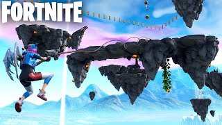 *AMAZING* DEATHMATCH FFA MAP IN FORTNITE CREATIVE (CODES IN DESCRIPTION) SKY SNIPES