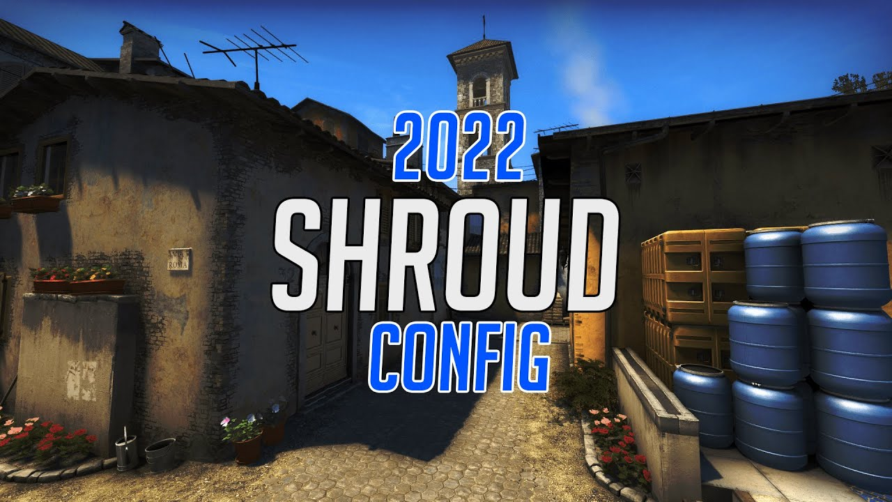 SHROUD 2017 UPDATED CONFIG!