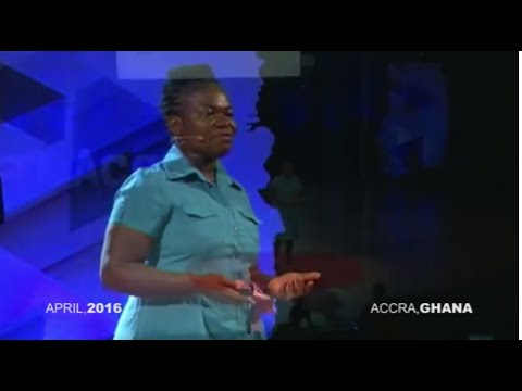 How to start small and grow businesses in Africa | Ivy Appiah | TEDxAccra