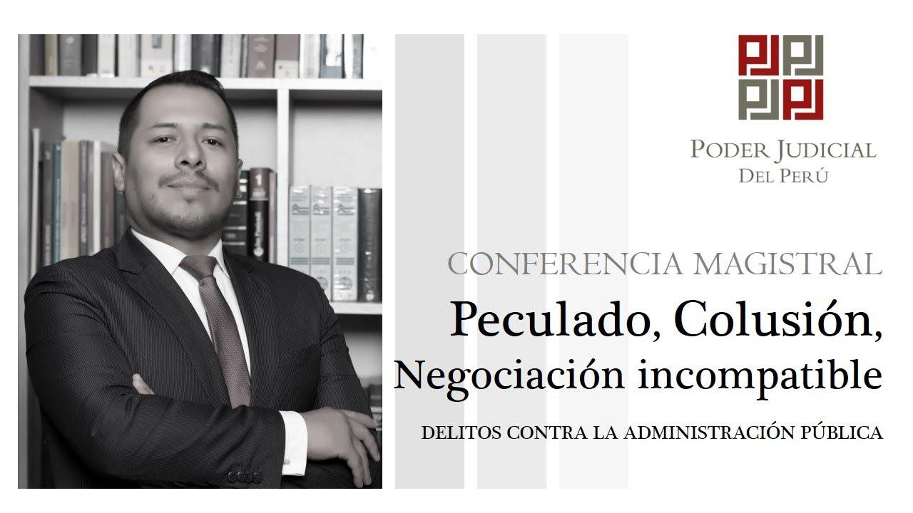 Download Peculado, colusión y negociación incompatible   Christian Salas Beteta