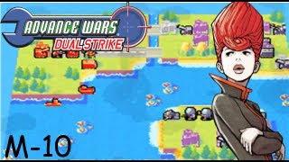 Advance Wars: Dual Strike - Mission 10 (Black Boats Ahoy!) [S]