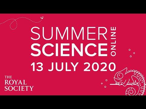 Summer Science Online - Monday