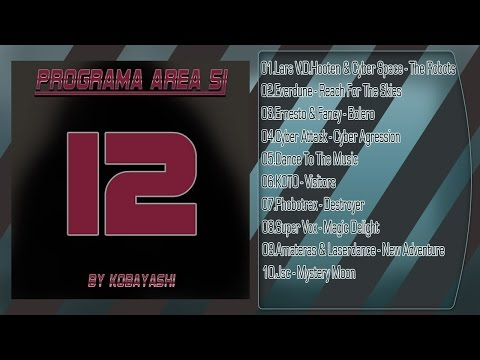 programa area 51(Spacesynth, Synthpop)