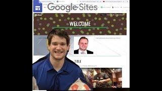 Hoe Maak je Je Eigen E-Portfolio met Google Sites