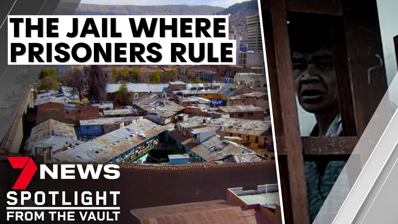 Inside the jail where prisoners rule and families move in  | 7NEWS Spotlight