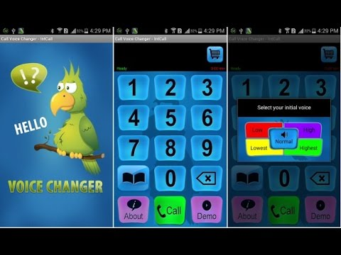 magic voice changer for android free download