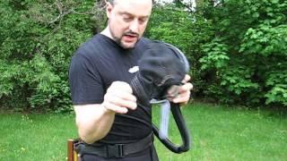 Powered Sawdust Respirator