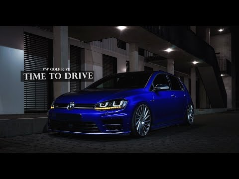 EXTREME VW GOLF 7 R – TIME TO DRIVE   – Tuning & Sound/Peformance