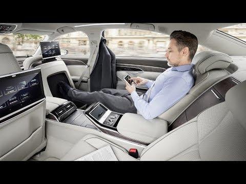 2018 Audi A8 – INTERIOR