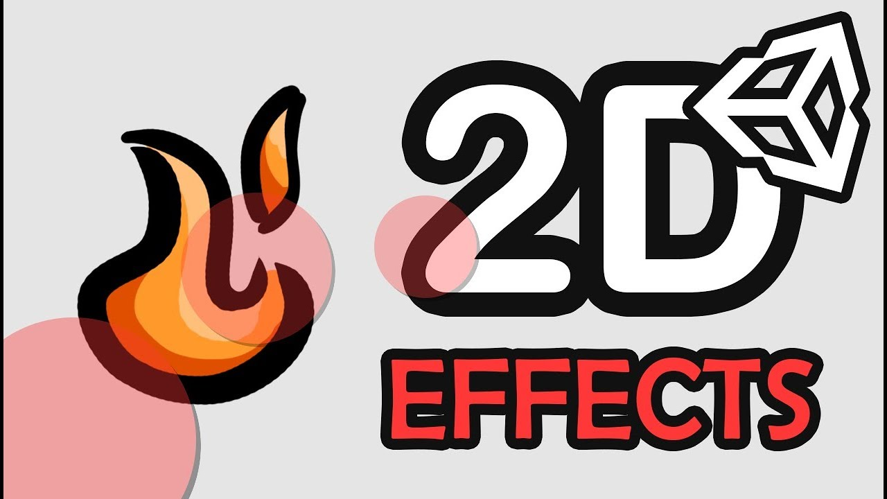 HOW TO MAKE 2D PARTICLE EFFECTS - UNITY TUTORIAL