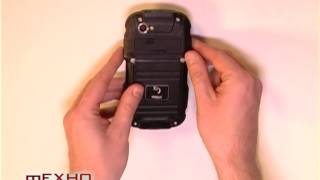 Огляд смартфона Sigma mobile X-treme PQ22