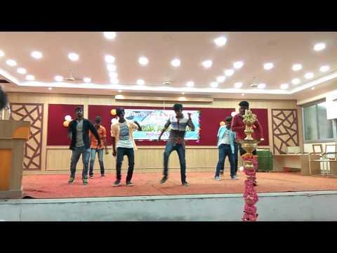 college cultural dance tamil marana kuthu