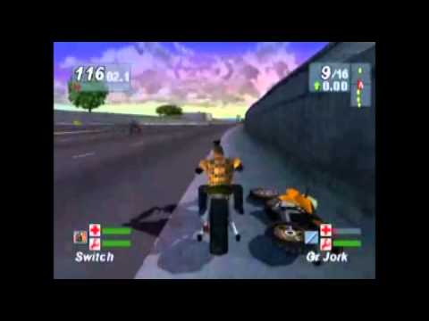 sony playstation 1 games. road rash jailbreak - Обзор.hammer. sony playstation 1 game. games