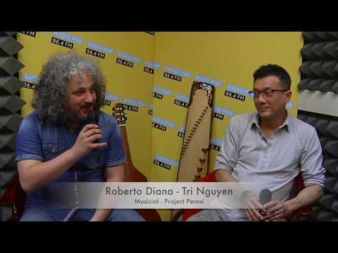 Intervista: Roberto Diana & Tri Nguyen - Radio PNR Tortona (Project Perosi)