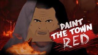 Paint The Town Red | Du sang et des cubes