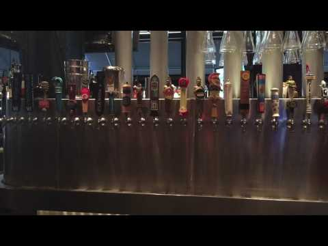 A beer house with more than 100 brands of beer