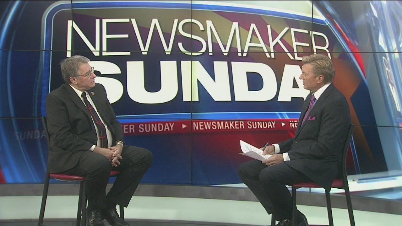 Newsmaker Sunday: Steve Yarbrough