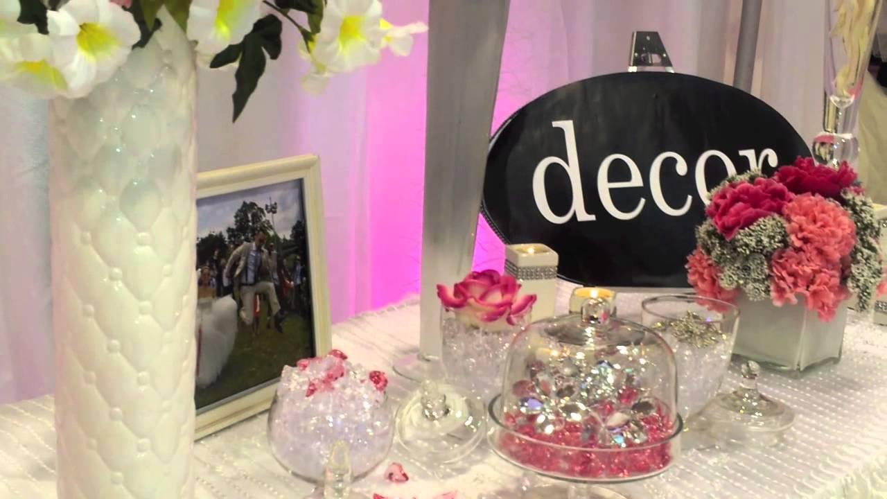 Wedding Decor and Wedding Photography at Canada\'s Bridal Show ...