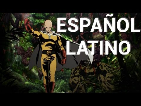 One Punch Man - Trailer Latino (FD)