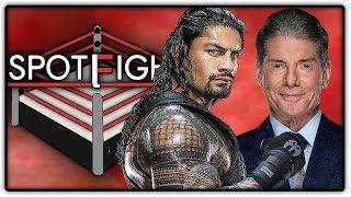 WWE entlässt 3 Superstars! In-Ring Comeback von Roman Reigns? (WWE News, Wrestling News)