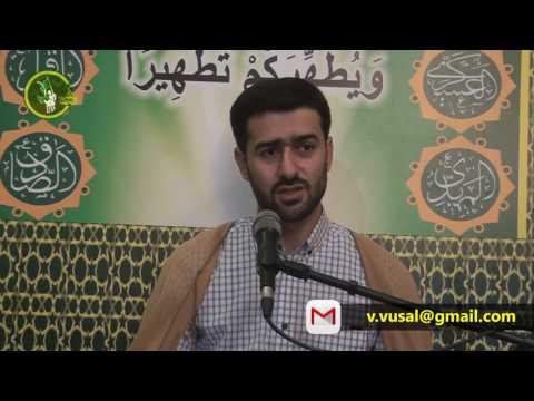 Hacı Samir cümə moizəsi 22042017