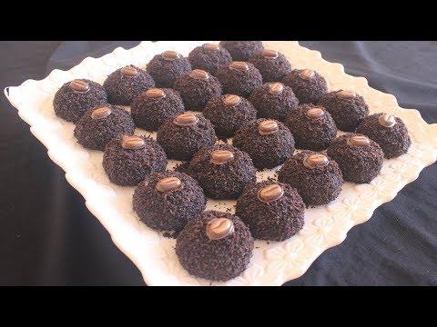 حلوة ريشبوند بمذاق ولووك جديد من أسهل الحلويات على الاطلاق بلا زبدة هشيشة وكذووب فالفم