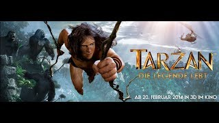 tarzan the legend starts here full movie online