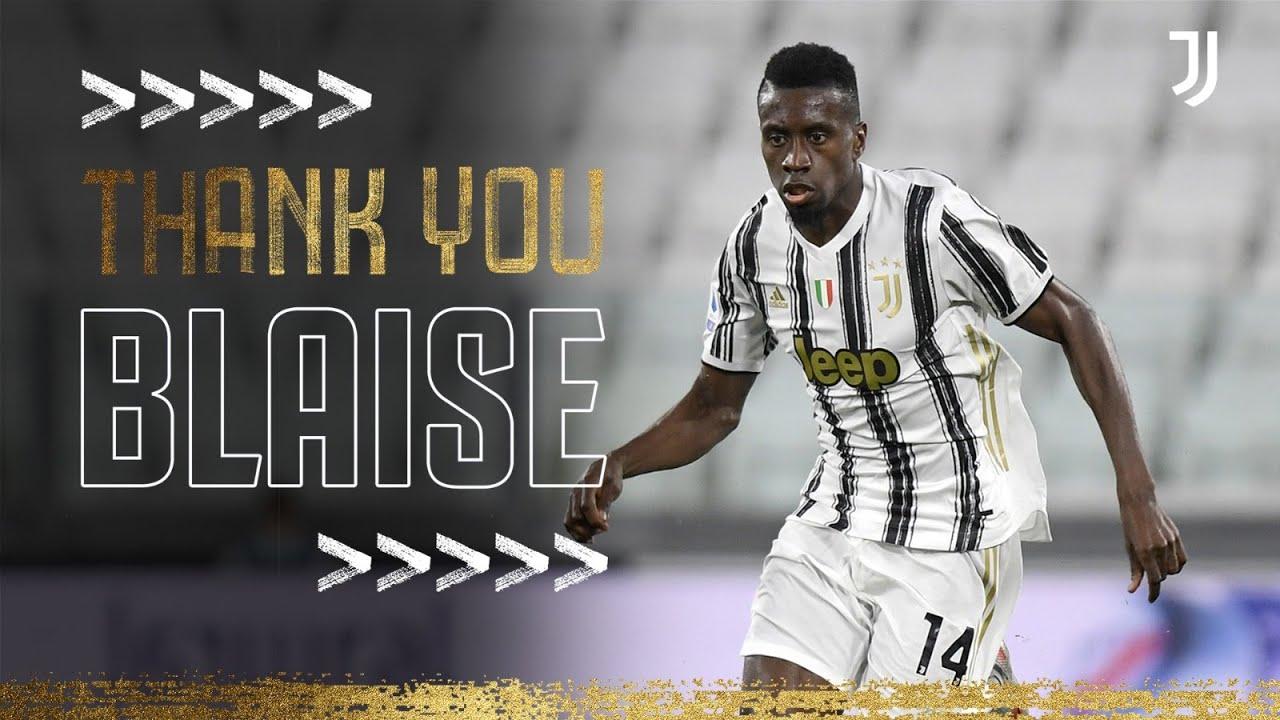 🇫🇷 Merci, Blaise!   Juventus and Blaise Matuidi say Goodbye   Best Moments