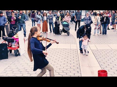 PEOPLE WERE AMAZED - BTS (방탄소년단) - FAKE LOVE - Karolina Protsenko ▶4:09