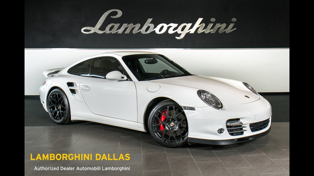 How To Get A Free Carfax Report >> 2011 Porsche 911 Turbo Carrera White L0740 - YouTube
