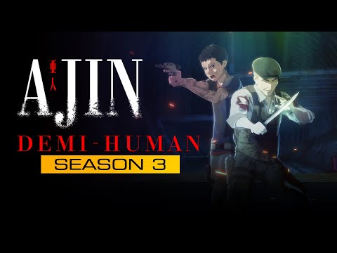 Ajin Season 3 Release Date, Cast, Plot And All Update - US News Box Official