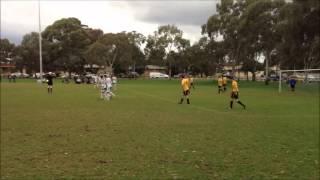 Ingle Farm Soccer Club vs Elizabeth Vale - R7 1-6-2014