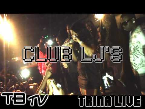 TRINA LIVE  Club LJ's Bartow Fl