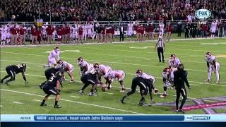 Week 8 - Baylor vs  OU (11-7-2013)