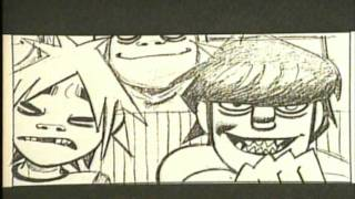 Gorillaz - 19-2000 (Storyboard) (HD)
