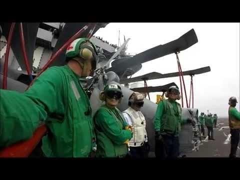 Stennis DET Ground Crew