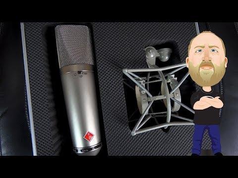 Stam Audio SA-87 Microphone - Demo