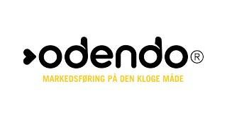 Odendo -  Markedsføring på den kloge måde
