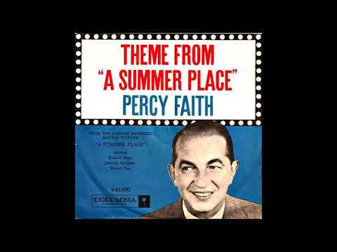 Percy Faith And His Orchestra - Theme From A Summer Place (1959)
