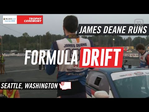 Formula Drift Monroe: James Deane's Winning Runs