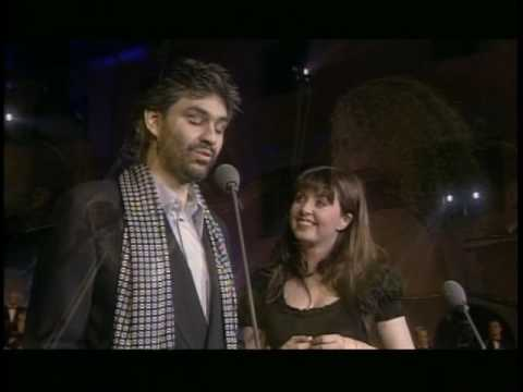 Andrea Bocelli & Sarah Brightman  Time to say goode Con te partiro